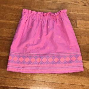 J Crew sidewalk skirt size 2